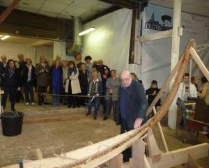 """Visite de l'association """"Musée imaginaire"""""""